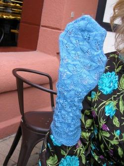 Terris_embossed_leaf_sock